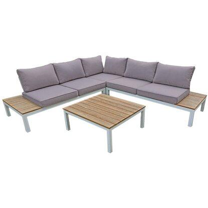 Garden Pleasure Lounge-Gruppe Valentina 4-tlg. kaufen bei OBI