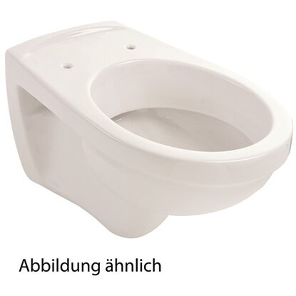 Sanitop-Wingenroth Universal Wand-WC Weiß