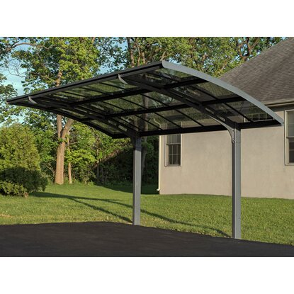 Palram Carport Arizona Breeze 5000 Grau