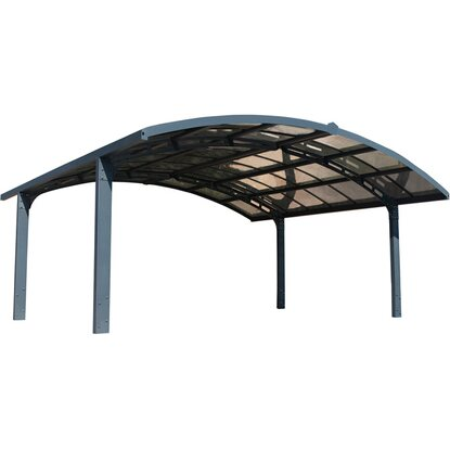 Palram Doppelcarport Arizona Breeze 5000 Grau