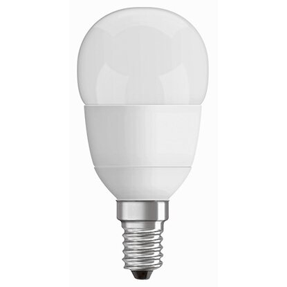 LED-Lampe EEK: A+ Tropfenform E14 / 6,5 W (470 lm) Warmweiss