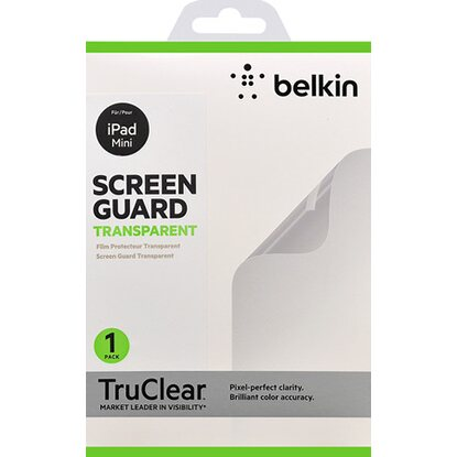 Belkin Displayschutz für iPad Mini Transparent