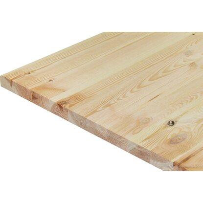 arbeitsplatte 180 cm x 60 cm x 2 8 cm kiefer kaufen bei obi. Black Bedroom Furniture Sets. Home Design Ideas