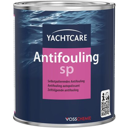 Yachtcare Antifouling sp Off White 2,5 l
