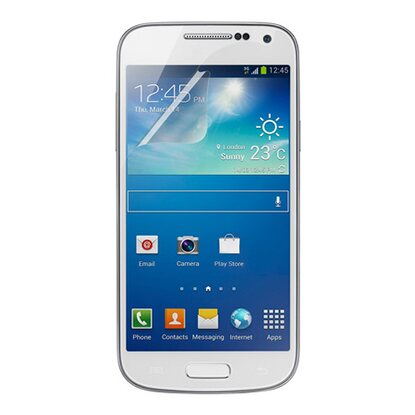 Belkin Displayschutz für Samsung Galaxy S3 Mini 3er Pack Transparent
