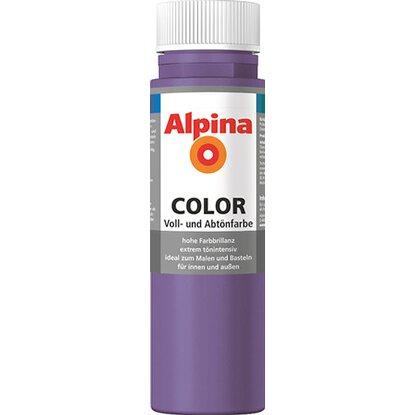 alpina color sweet violet seidenmatt 250 ml kaufen bei obi. Black Bedroom Furniture Sets. Home Design Ideas