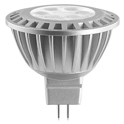 osram led lampe reflektor mr16 gu5 3 7 w 350 lm warmwei eek a kaufen bei obi. Black Bedroom Furniture Sets. Home Design Ideas