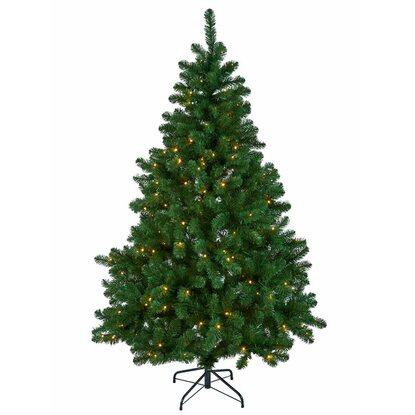 k nstlicher weihnachtsbaum 120 cm mit led beleuchtung. Black Bedroom Furniture Sets. Home Design Ideas