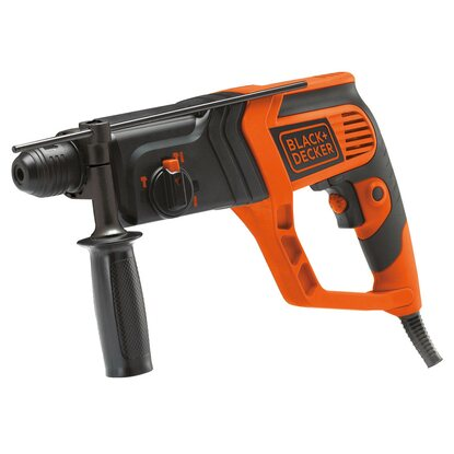 Black+Decker SDS-Plus-Bohrhammer KD975K 710 W