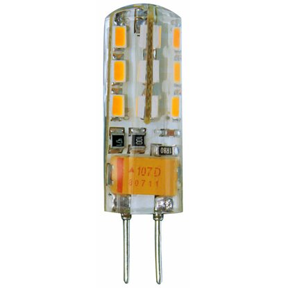 led lampe pin g4 1 5 w 80 lm warmwei eek a kaufen bei obi. Black Bedroom Furniture Sets. Home Design Ideas