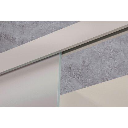 schiebet r system movento 2 fl gelig aluminum eloxiert glast r bis 92 cm kaufen bei obi. Black Bedroom Furniture Sets. Home Design Ideas