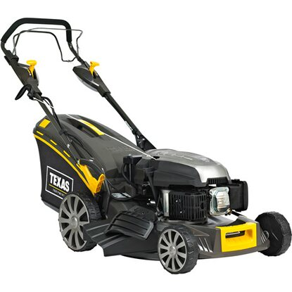Texas 4in1 Benzin-Rasenmäher Premium 4850TR/WE