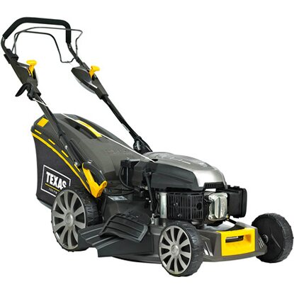 Texas 4in1 Benzin-Rasenmäher Premium 5350TR/WE