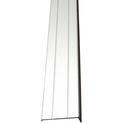 abschlussprofil selbstklebend 25 mm x 10 mm silber 1000 mm kaufen bei obi. Black Bedroom Furniture Sets. Home Design Ideas