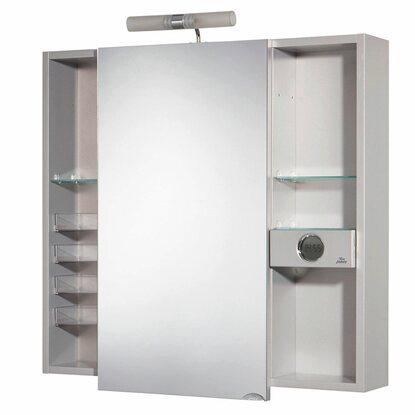 jokey spiegelschrank timeline 70 cm alu eek c kaufen bei obi. Black Bedroom Furniture Sets. Home Design Ideas