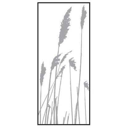 sichtschutz glasscheibe vetro dekor     cm