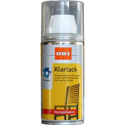 obi klarlack spray transparent hochgl nzend 150 ml kaufen bei obi. Black Bedroom Furniture Sets. Home Design Ideas
