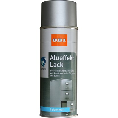 obi alueffekt lack spray seidenmatt 400 ml kaufen bei obi. Black Bedroom Furniture Sets. Home Design Ideas