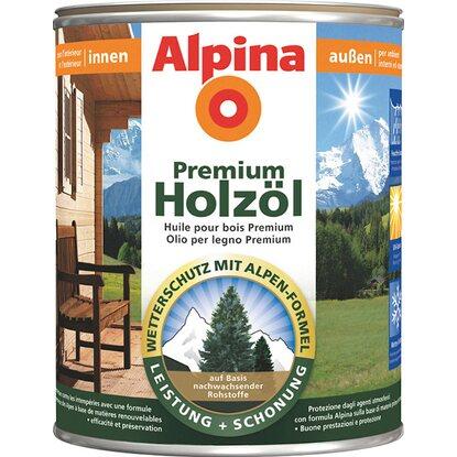 alpina premium holz l teak 750 ml kaufen bei obi. Black Bedroom Furniture Sets. Home Design Ideas