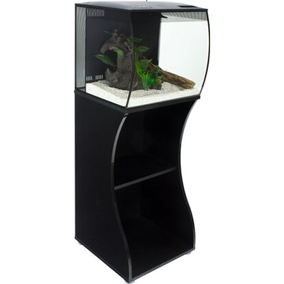 Fluval Aquarium-Kombination Flex LED 57 l Schwarz