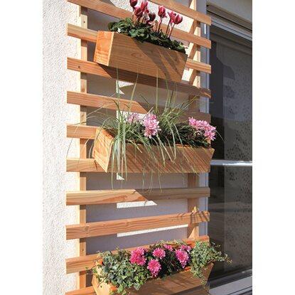 wandpaneel douglasie 60 x 180 cm kaufen bei obi. Black Bedroom Furniture Sets. Home Design Ideas