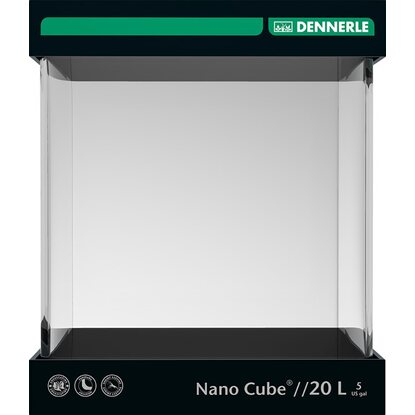 Dennerle Mini-Aquarium Nano Cube® 20 l