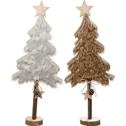 deko weihnachtsbaum rika 87 cm 2fach sortiert kaufen bei obi. Black Bedroom Furniture Sets. Home Design Ideas