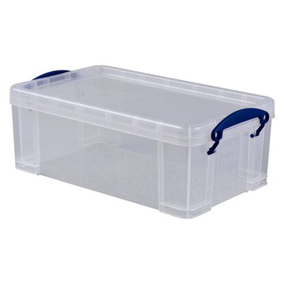 Clipbox Transparent-Klar 5 l
