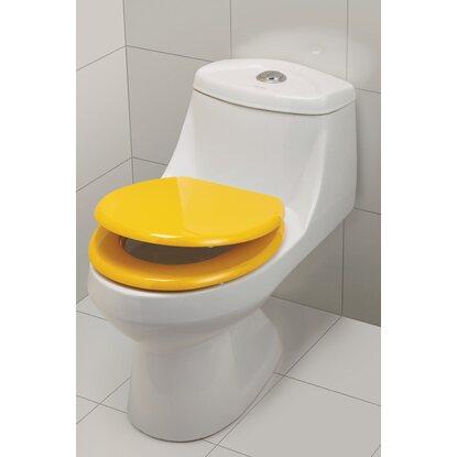 obi wc sitz amina gelb kaufen bei obi. Black Bedroom Furniture Sets. Home Design Ideas