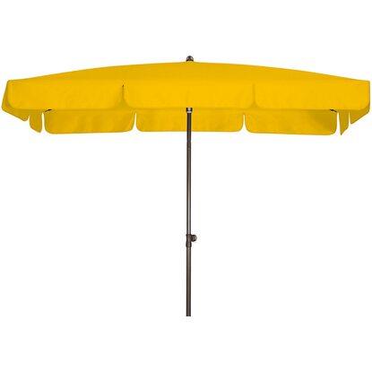 doppler sonnenschirm sunline waterproof rechteckig 260 x 150 cm gelb kaufen bei obi. Black Bedroom Furniture Sets. Home Design Ideas