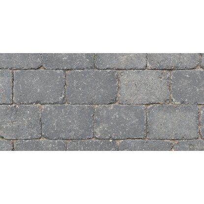 pflasterstein mauerstein beton antik anthrazit 21 cm x 14