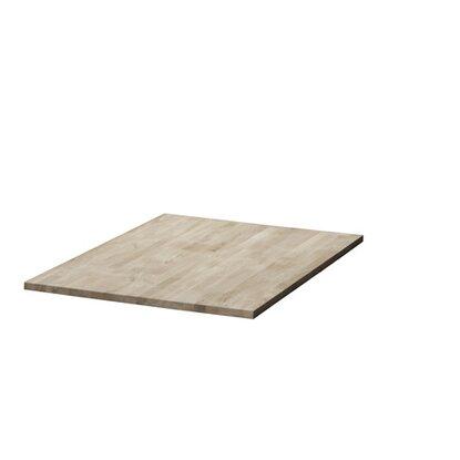 tischplatte eiche 120 cm x 80 cm x 2 8 cm kaufen bei obi. Black Bedroom Furniture Sets. Home Design Ideas