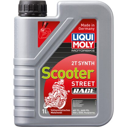 Liqui Moly Motorbike 2 T Synth Scooter Race 1 L