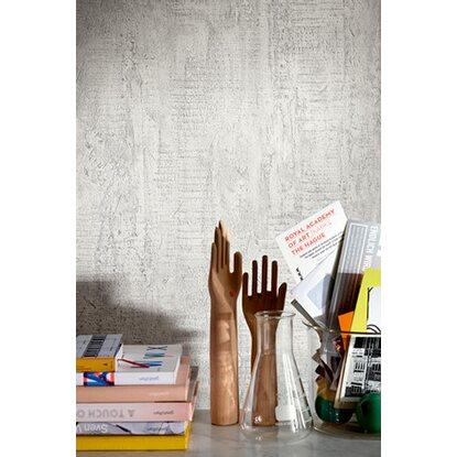 sch ner wohnen kollektion vliestapete beton grau kaufen bei obi. Black Bedroom Furniture Sets. Home Design Ideas