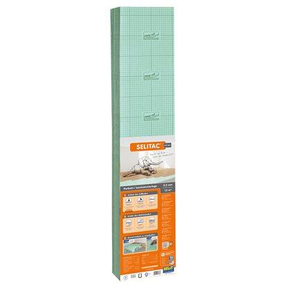 selitac parkettunterlage laminatunterlage 2 2 mm 15 m. Black Bedroom Furniture Sets. Home Design Ideas