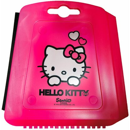 Hello Kitty Eiskratzer