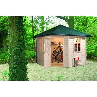 holz gartenhaus feldbach kaufen bei obi. Black Bedroom Furniture Sets. Home Design Ideas