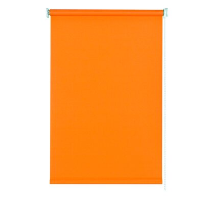 Gardinia Verdunkelungsrollo Blackout 52 cm x 180 cm Orange