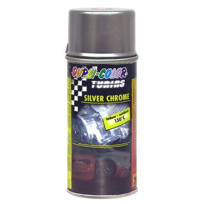 Dupli-Color Lackspray Tuning Silver Chrome 150 ml
