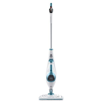 Black+Decker Dampfbesen Steam Mop FSMR1621