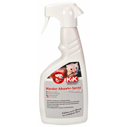 Cartrend Marderabwehr-Spray 500 ml