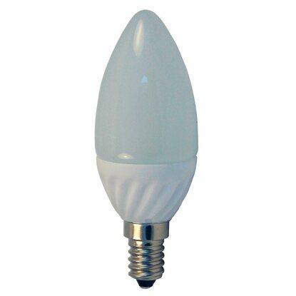 obi led lampe eek a kerzenform e14 6 w 470 lm warmwei kaufen bei obi. Black Bedroom Furniture Sets. Home Design Ideas