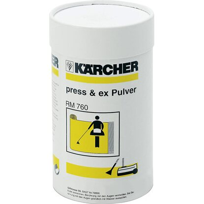 Kärcher RM 760 Press und ex Pulver 800 g
