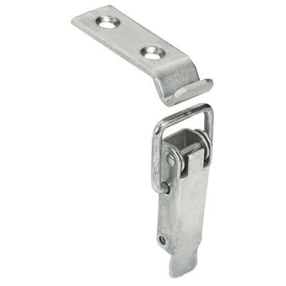 Hettich kistenverschluss 18 mm x 75 mm verzinkt kaufen bei obi for Cerniere a scodellino hettich