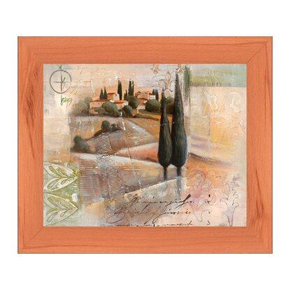 bild mit rahmen charming tuscany ii 32 cm x 38 cm kaufen bei obi. Black Bedroom Furniture Sets. Home Design Ideas