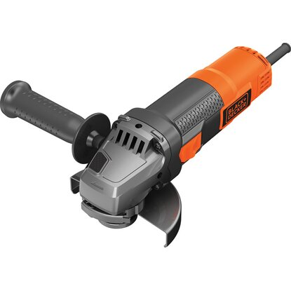Black+Decker Winkelschleifer BEG210 900 W