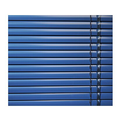 aluminium jalousie 100 cm x 160 cm blau kaufen bei obi. Black Bedroom Furniture Sets. Home Design Ideas