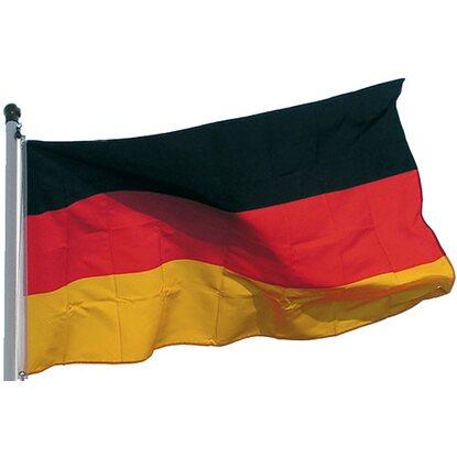Flagge Deutschland 150 X 90 Cm Kaufen Bei Obi