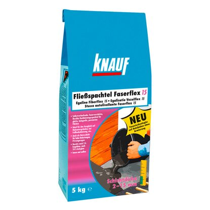 knauf flie spachtel faserflex 15 5 kg kaufen bei obi. Black Bedroom Furniture Sets. Home Design Ideas