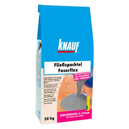 knauf flie spachtel faserflex 15 20 kg kaufen bei obi. Black Bedroom Furniture Sets. Home Design Ideas